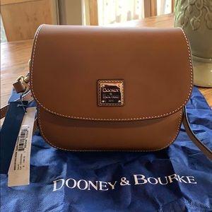 Dooney Saddle Crossbody NWT retails for $198